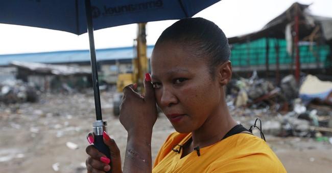Death toll rises in Nigeria building collapse