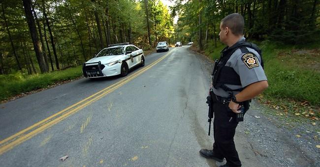 Governor confident ambush suspect will be caught