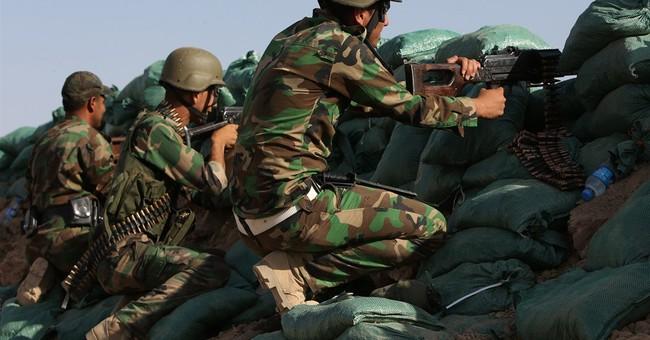 Islamic State militants kill 40 Iraqi troops