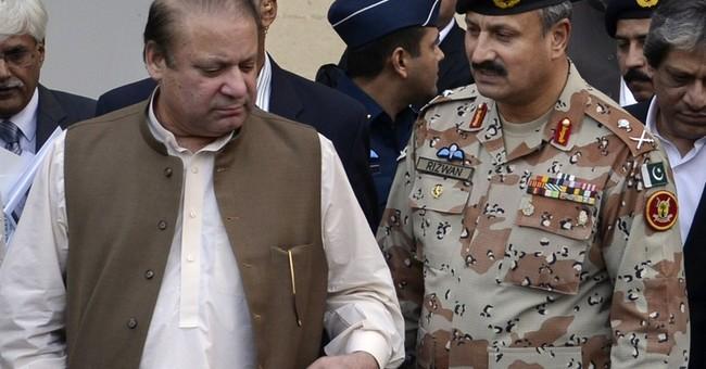 Pakistan appoints new spy chief