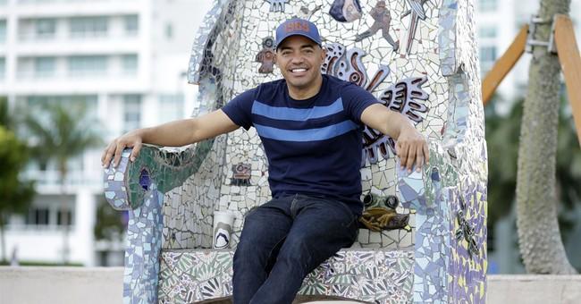 Cuban salsa singer split between island and US