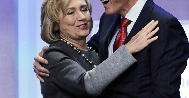Clinton: 2014 races a chance 'to shape our future'