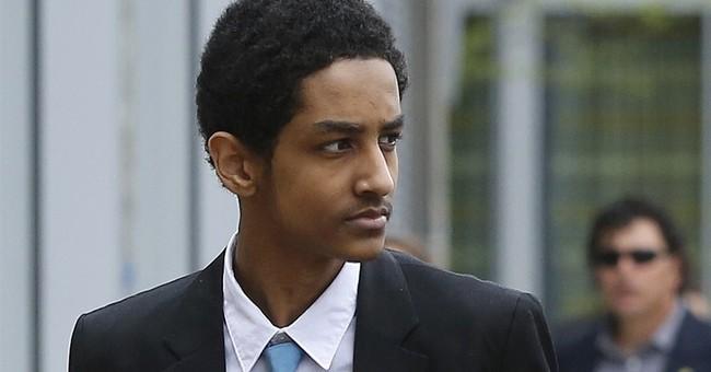 Marathon suspect's friend renews bid to move trial