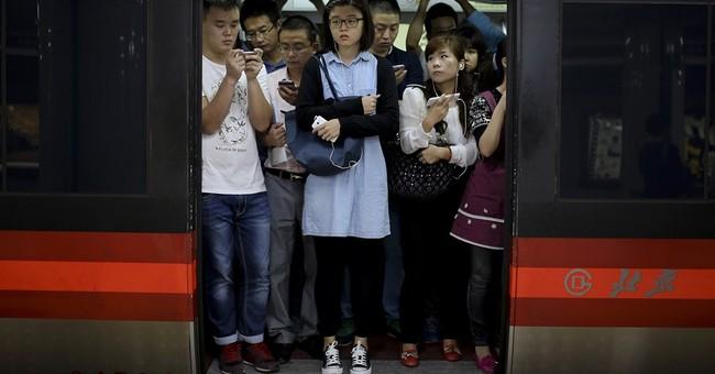 China stocks rebound on stronger manufacturing
