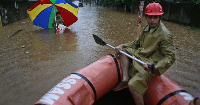 Heavy rains trigger landslides in northeast India