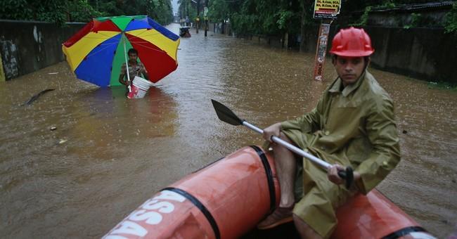 Heavy rains trigger landslides in northeast India
