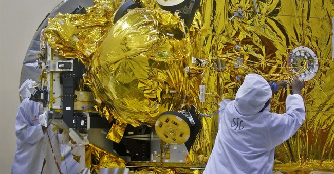 Mars mission opens India for space business
