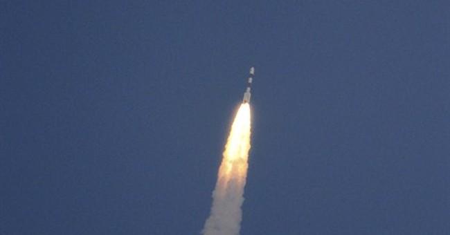 India successfully puts spacecraft in Mars' orbit