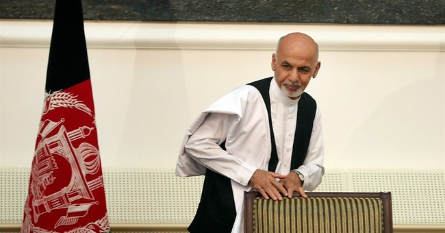 New Afghan leader promises equal rights for women