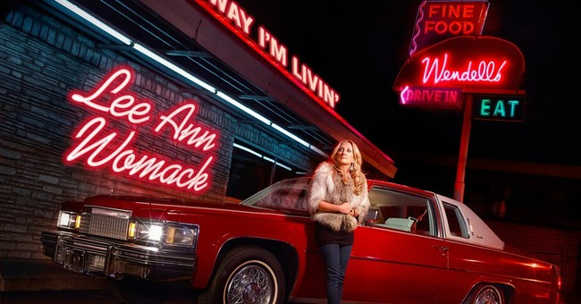 Review: Lee Ann Womack heads off in new direction