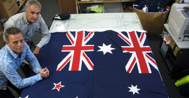 New Zealand leader wants flag vote held next year