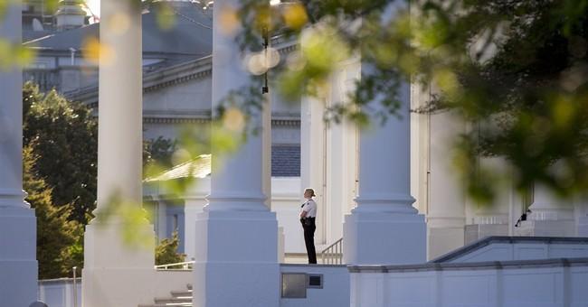 Obama: Secret Service does a 'great job'