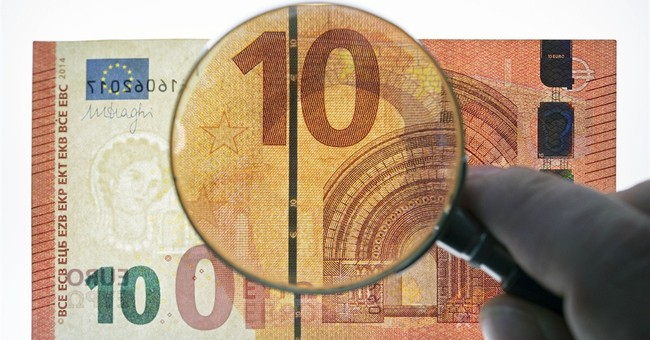 Euro area gets new 10-euro bill