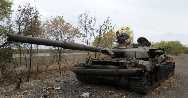 UN: More than 3,500 killed in Ukraine conflict