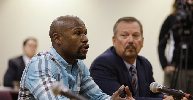 Mayweather says reality show not so real