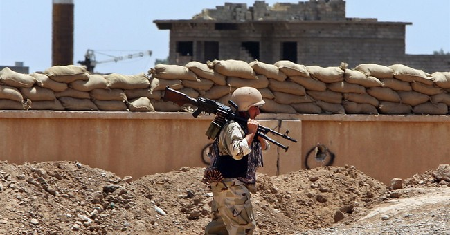 Airstrikes alone may not defeat Sunni militants