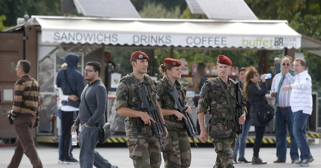 Algerian troops search for kidnapped Frenchman