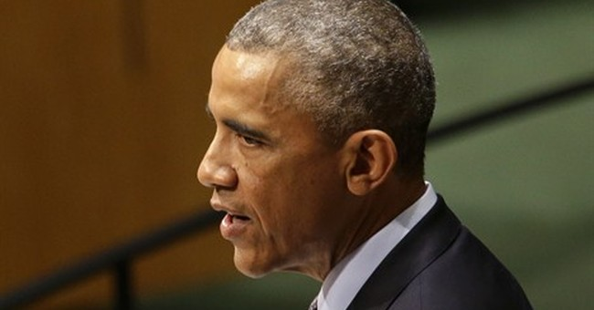 FACT CHECK: Obama's UN speech spins statistics