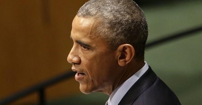 FACT CHECK: Obama's UN speech spins statistics