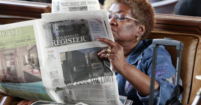 San Diego philanthropist launches newspaper bid