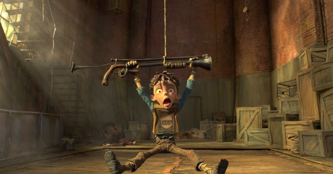 Review: 'Boxtrolls' has a demented charm