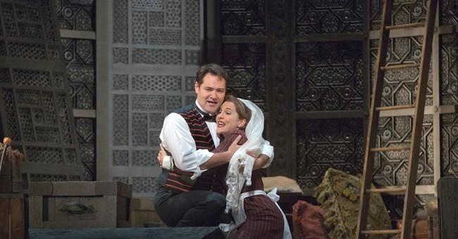 Overcoming turmoil, Met opera opens season