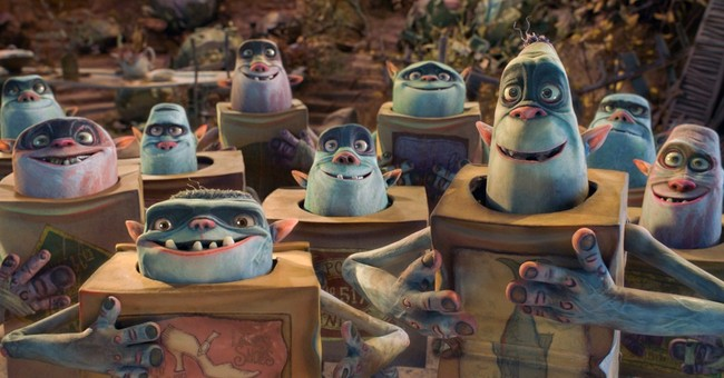 'Boxtrolls' blends old-school, high-tech animation
