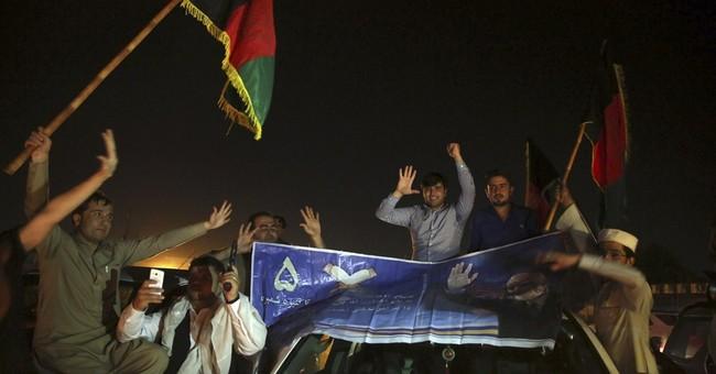 Next Afghan leader seeks influence in Washington