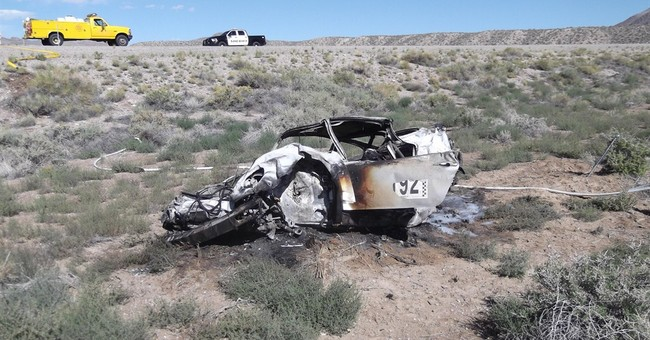 Sheriff: Distraction may have killed Nevada racer