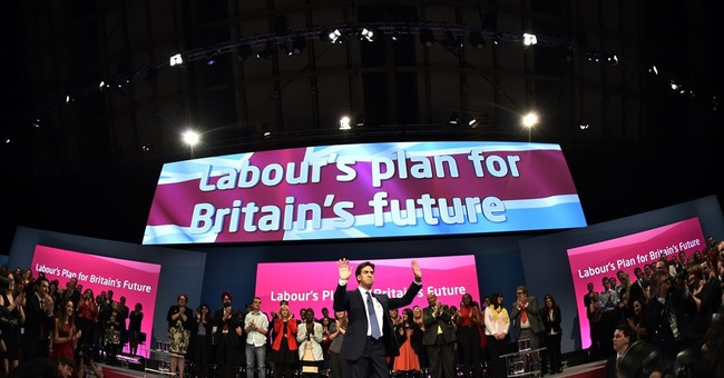 UK Labour leader lays out vision for the future