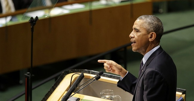 Obama: No nation has 'free pass' on climate change