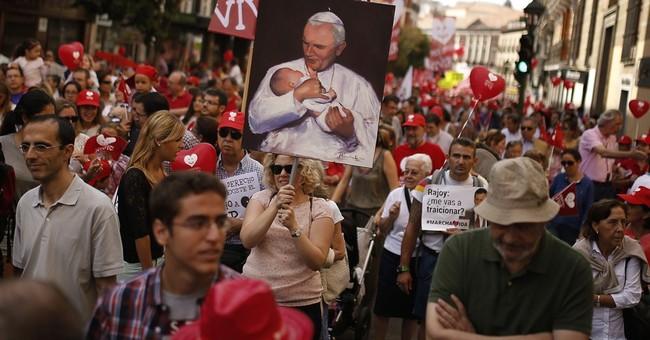 Spain scraps plan for tough abortion restrictions