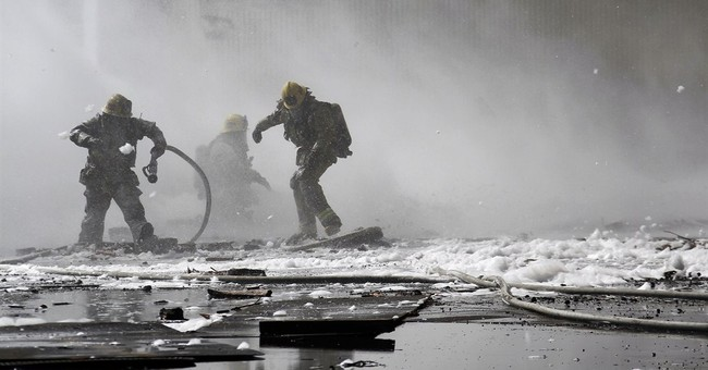 Fire at Los Angeles seaport extinguished