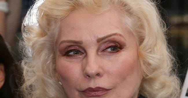 NYC photo show looks back at Debbie Harry's career