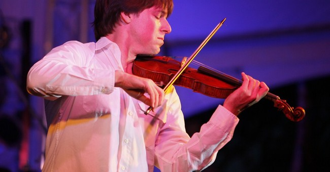 Famed violinist to play again at DC metro station
