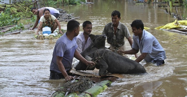 Image of Asia: Saving their livelihood from floods