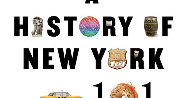 Review: Book of NY 'objects' sure to spark debate