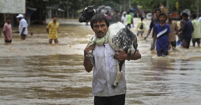 73 dead in landslides, floods in northeast India