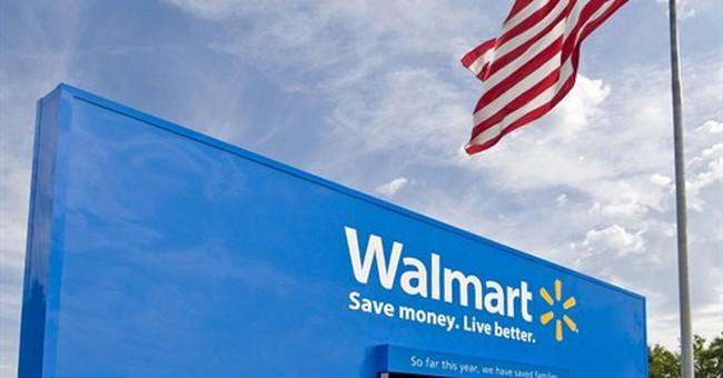 Wal-Mart's mobile checking account nixes fees