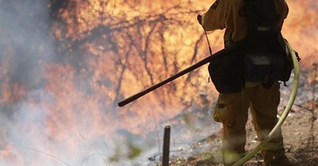 Rains bring big gains against California wildfire