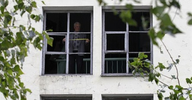 Cease-fire in eastern Ukraine violated
