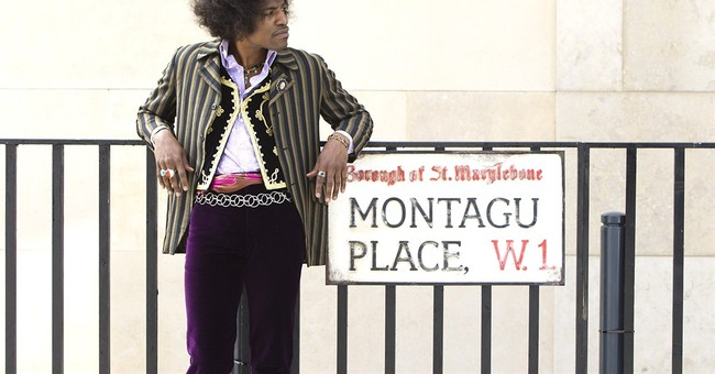 Andre 3000 finds a new rhythm in Hendrix biopic