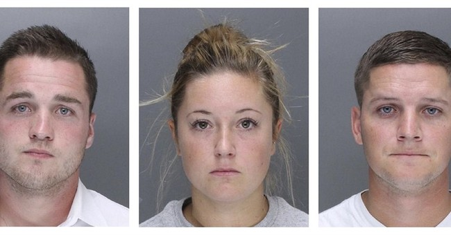 3 charged in gay assault; lawyer denies homophobia