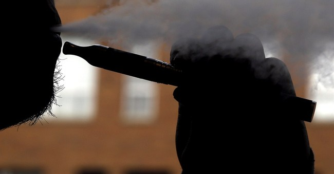 Trend for trying e-cigarettes may be leveling off