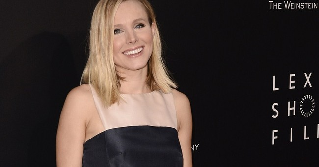 Kristen Bell free from paparazzi in 2nd pregnancy