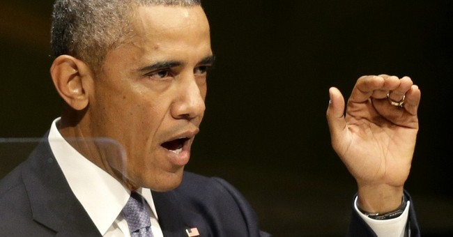 Obama at UN: Dismantle the IS 'network of death'