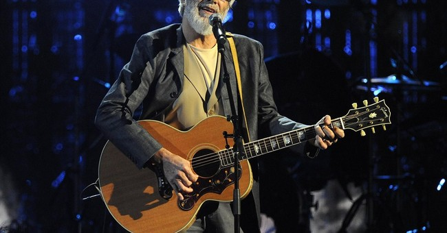 Cat Stevens cancels New York show, blames scalpers