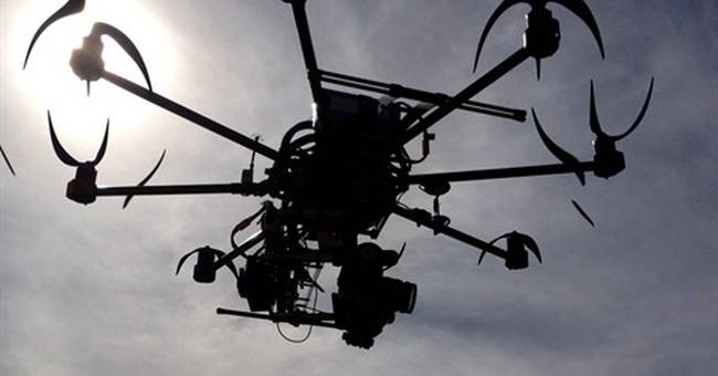 Correction: Movie Drones story