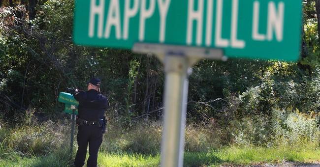 Cops: Saw ambush suspect, found his dirty diapers