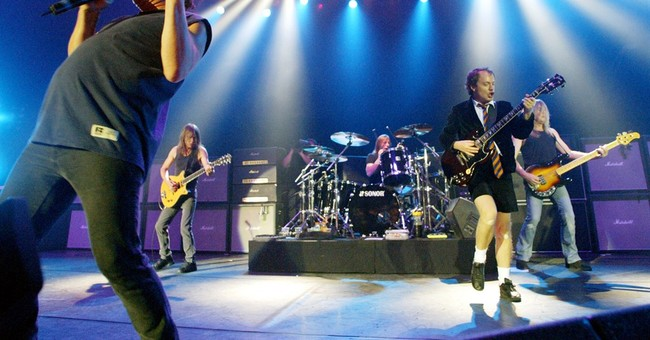 As AC/DC readies new album, Young not returning
